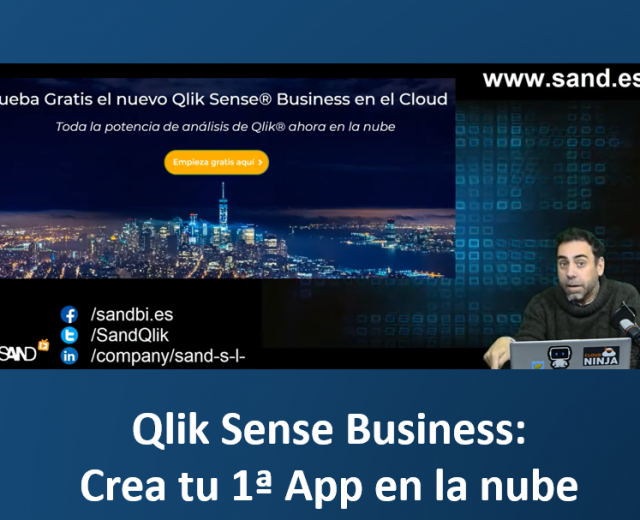 Qlik Sense Business Cloud