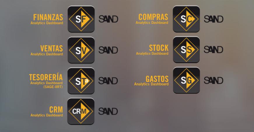 Soluciones Sand