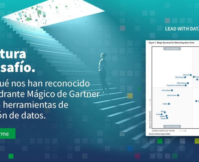 Cuadrante Gartner integracion datos