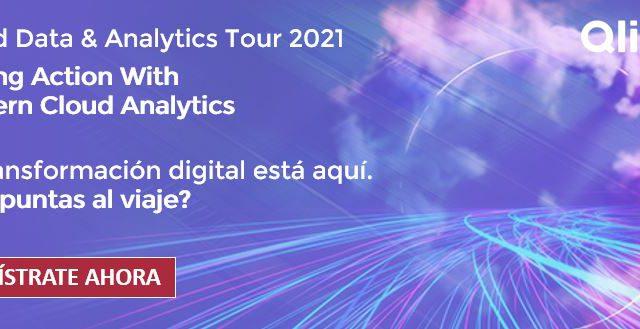 Qlik Cloud Data Analytics Tour 2021 MadridQlik Cloud Data