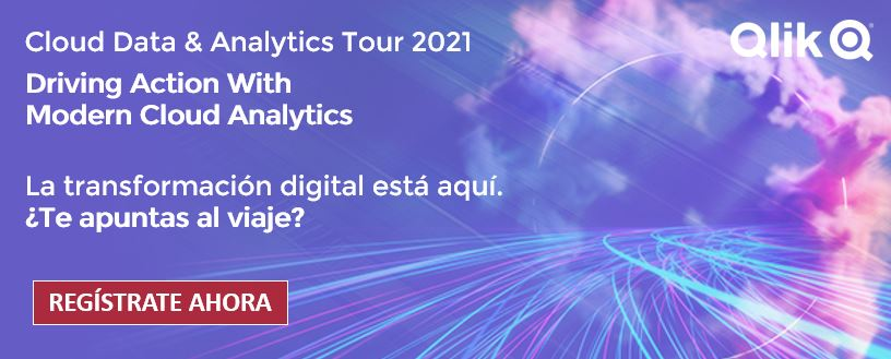 Qlik Cloud Data Analytics Tour 2021 MadridQlik Cloud Data