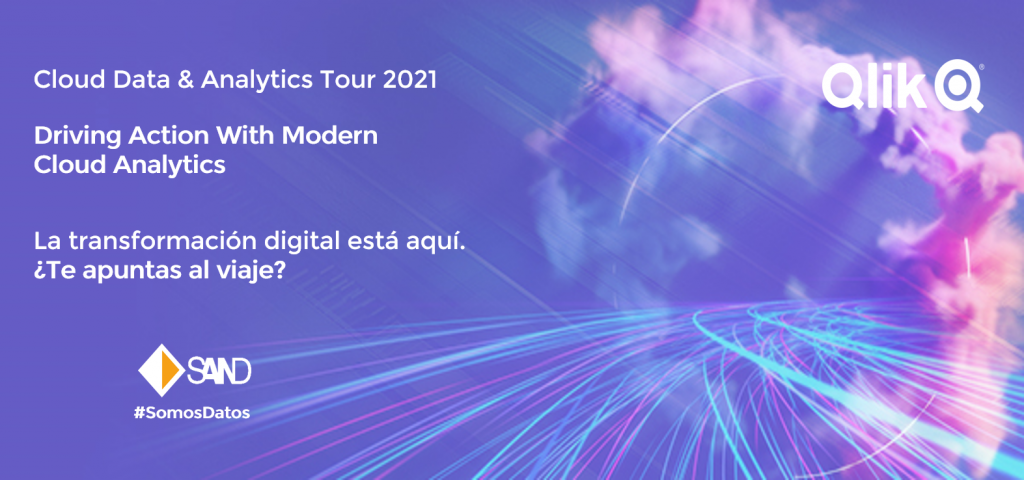qlik analytics tour on demand